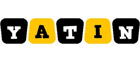 Yatin boots logo