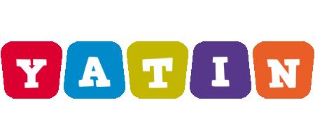 Yatin daycare logo