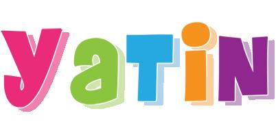 Yatin friday logo