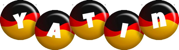 Yatin german logo