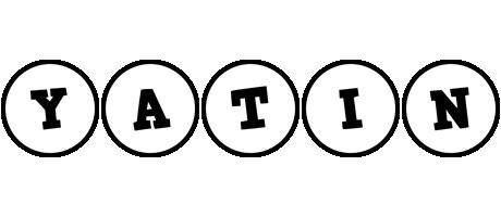 Yatin handy logo