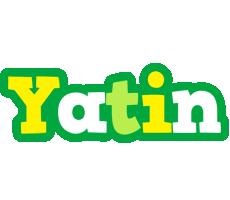Yatin soccer logo