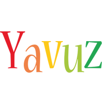 Yavuz birthday logo