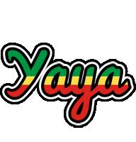 Yaya african logo