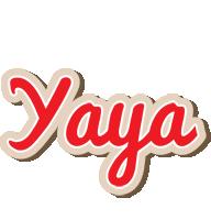 Yaya chocolate logo