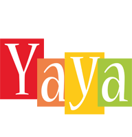 Yaya colors logo