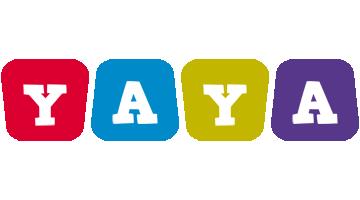 Yaya daycare logo