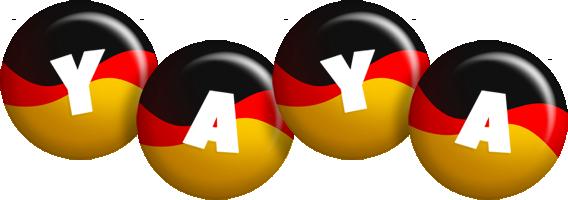 Yaya german logo