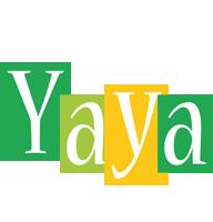 Yaya lemonade logo