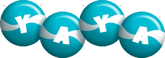 Yaya messi logo