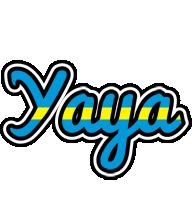 Yaya sweden logo