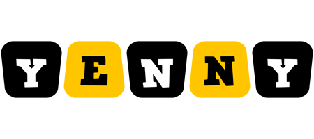 Yenny boots logo