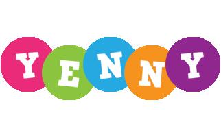Yenny friends logo
