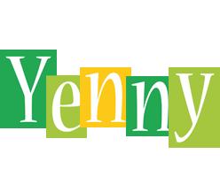 Yenny lemonade logo