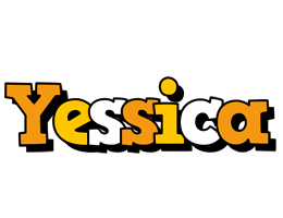 Yessica cartoon logo