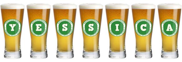 Yessica lager logo