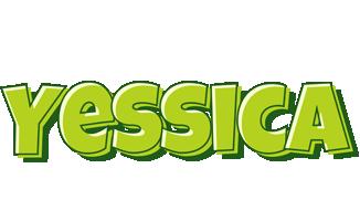 Yessica summer logo