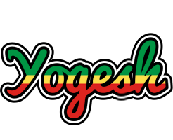 Yogesh african logo