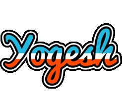 Yogesh america logo