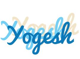 Yogesh breeze logo