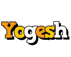 Yogesh cartoon logo