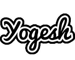 Yogesh chess logo