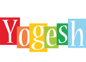 Yogesh colors logo