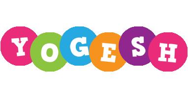 Yogesh friends logo