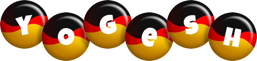 Yogesh german logo