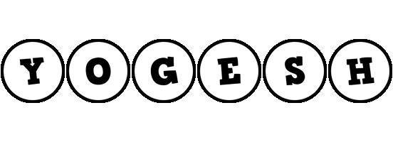 Yogesh handy logo