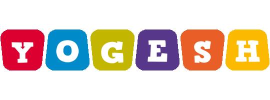 Yogesh kiddo logo