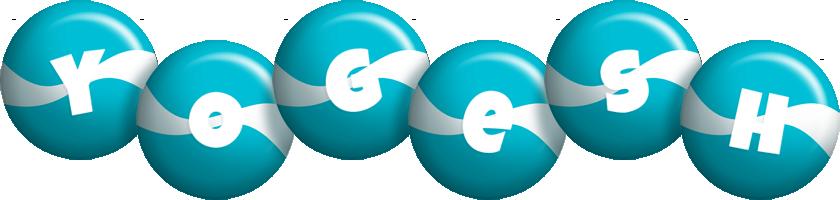 Yogesh messi logo