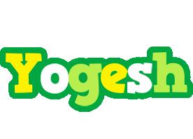 Yogesh soccer logo
