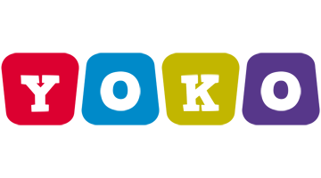 Yoko kiddo logo