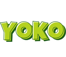 Yoko summer logo