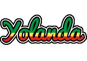 Yolanda african logo