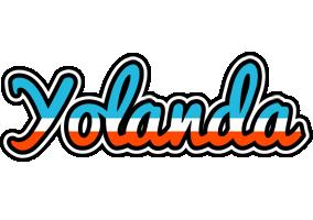 Yolanda america logo