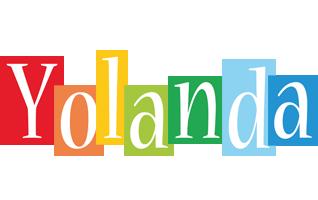 Yolanda colors logo