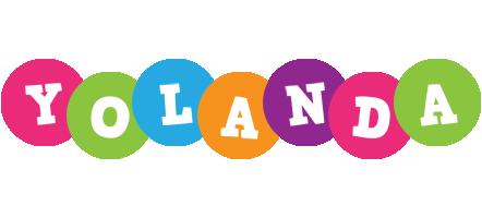 Yolanda friends logo