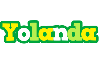 Yolanda soccer logo