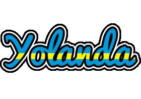 Yolanda sweden logo