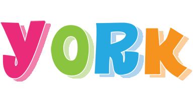 York friday logo