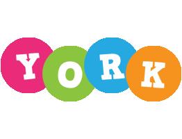 York friends logo