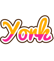 York smoothie logo