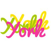 York sweets logo