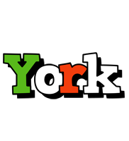 York venezia logo