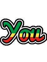 You african logo
