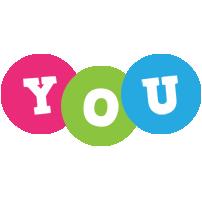 You friends logo