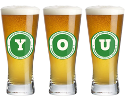 You lager logo
