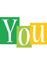 You lemonade logo
